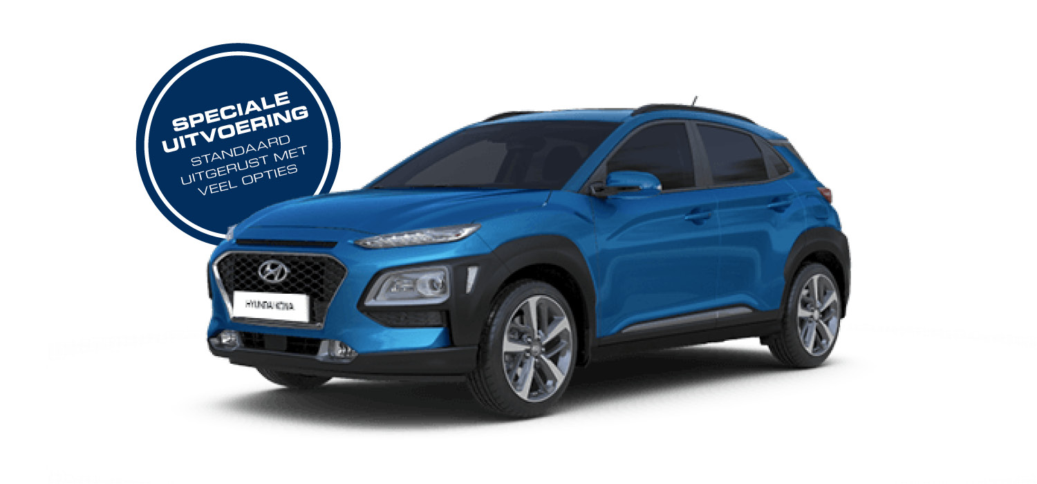 Private Lease Hyundai Kona