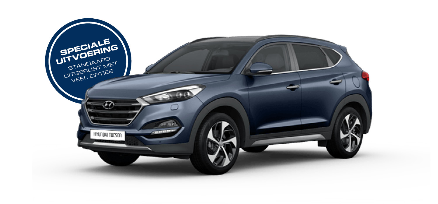 Private lease Hyundai Tucson