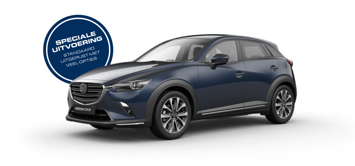 Private Lease Mazda CX-3