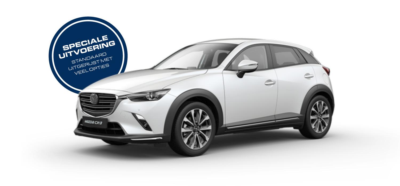 Private Lease Mazda CX-3