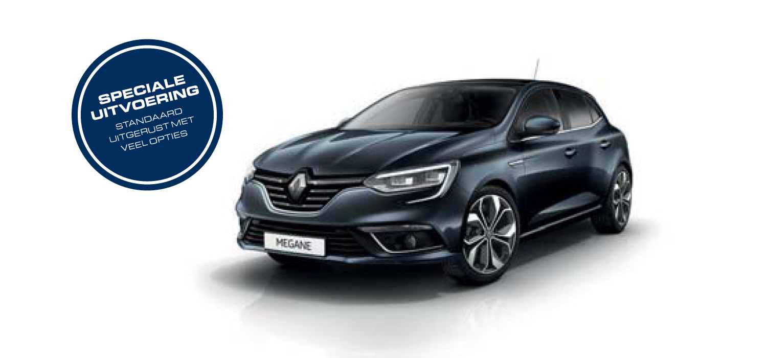 Private Lease Renault Mégane