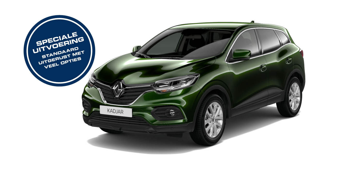 Private Lease Renault Kadjar