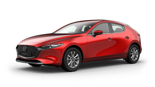 Private lease Mazda3