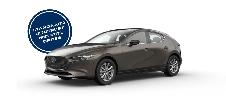 Private lease Mazda3