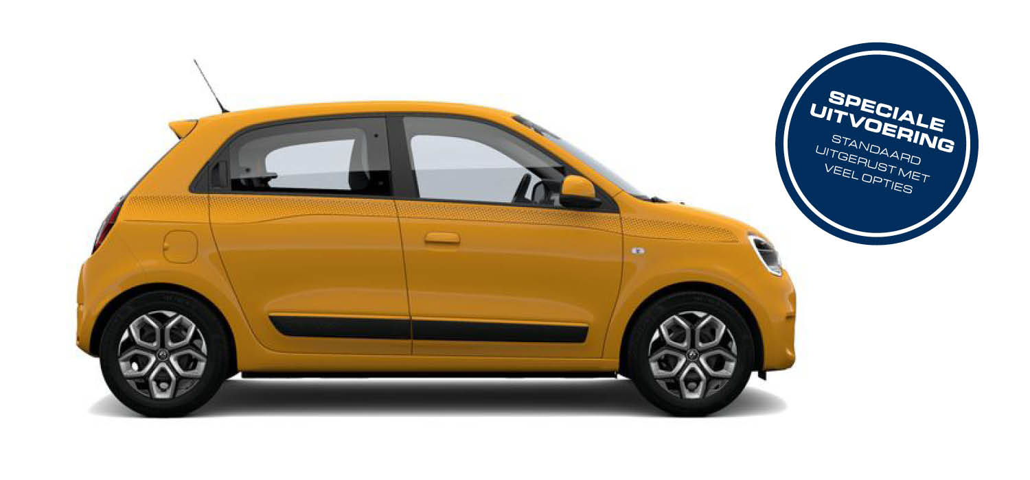 Private Lease Renault Twingo