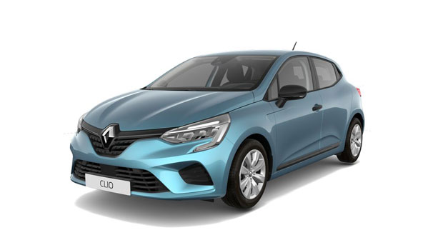 Nieuwe Renault Clio Private Lease