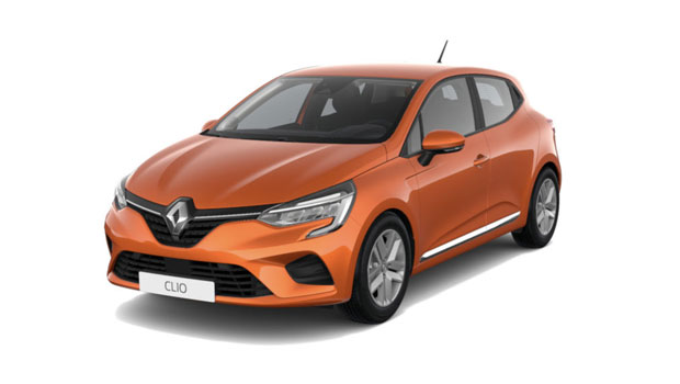 Private lease Renault Clio