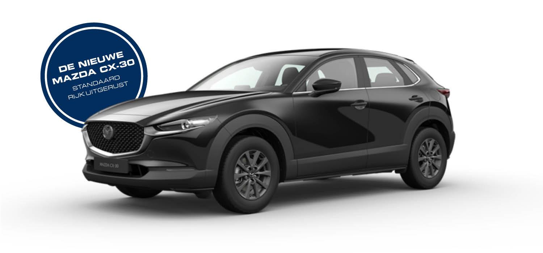 Private Lease Mazda CX-30