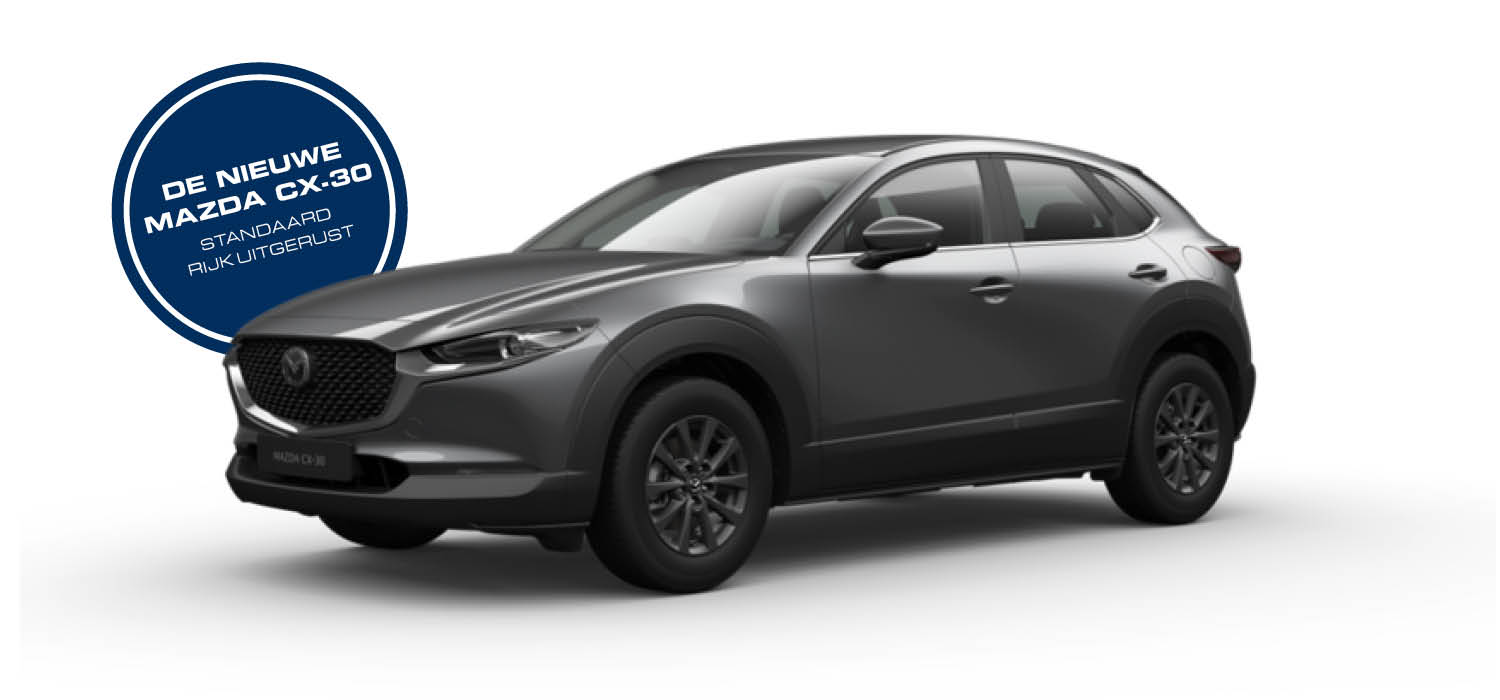 Private Lease Mazda CX-30