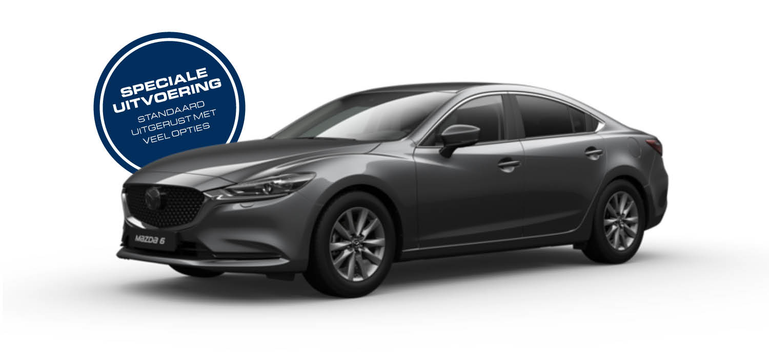 Mazda6 Private Lease