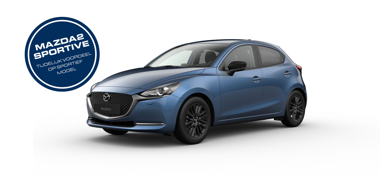 Mazda2 Sportive